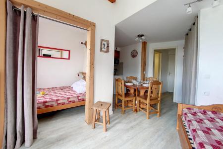 Vacances en montagne Studio coin montagne 4 personnes (715) - Résidence le Median - Les Menuires - Canapé-lit pour 1 personne