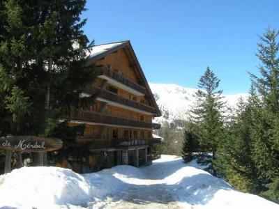Vacances en montagne Studio 4 personnes (015) - Résidence le Méribel - Méribel