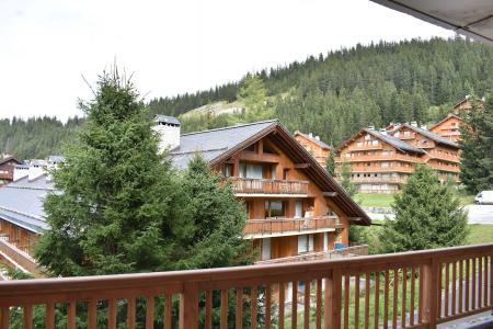 Location au ski Studio 4 personnes (015) - Résidence le Méribel - Méribel - Extérieur été