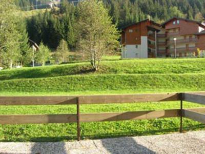 Vacances en montagne Appartement 2 pièces 4 personnes (B4) - Résidence le Mermy - Châtel - Extérieur été
