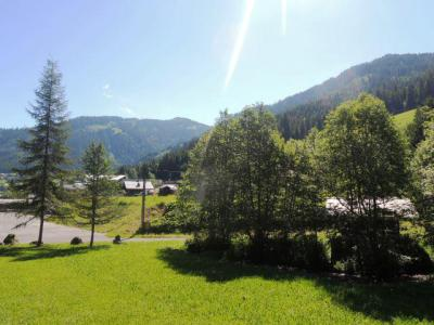 Vacances en montagne Appartement 2 pièces 4 personnes (B8) - Résidence le Mermy - Châtel - Extérieur été