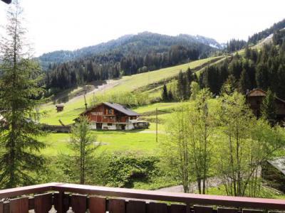 Vacances en montagne Appartement duplex 3 pièces coin montagne 8 personnes (A23) - Résidence le Mermy - Châtel