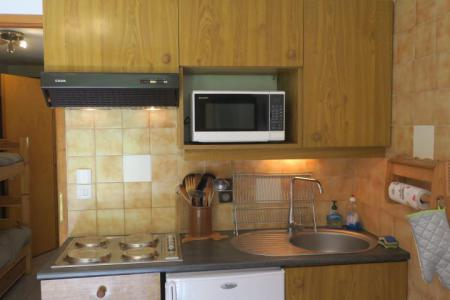Vacances en montagne Appartement 2 pièces 4 personnes (A2) - Résidence le Mermy - Châtel - Cuisine