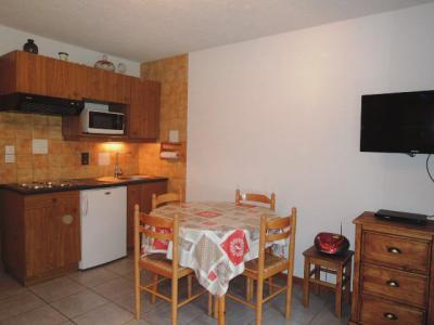 Vacances en montagne Appartement 2 pièces 4 personnes (A2) - Résidence le Mermy - Châtel - Séjour