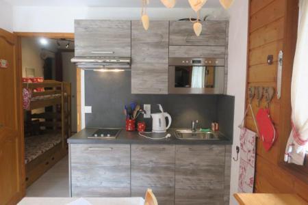 Vacances en montagne Appartement 2 pièces 4 personnes (A8) - Résidence le Mermy - Châtel - Cuisine