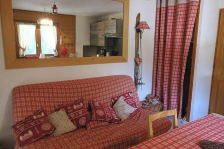 Vacances en montagne Appartement 2 pièces 4 personnes (A8) - Résidence le Mermy - Châtel - Séjour