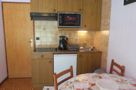 Vacances en montagne Appartement 2 pièces 4 personnes (B4) - Résidence le Mermy - Châtel - Cuisine