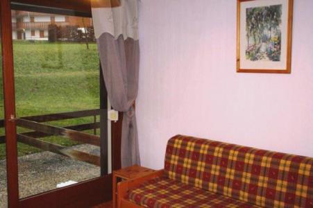 Vacances en montagne Appartement 2 pièces 4 personnes (B4) - Résidence le Mermy - Châtel - Séjour