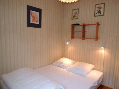 Vacances en montagne Appartement 2 pièces 4 personnes (B8) - Résidence le Mermy - Châtel - Chambre