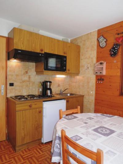 Vacances en montagne Appartement 2 pièces 4 personnes (B8) - Résidence le Mermy - Châtel - Cuisine