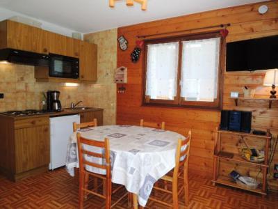 Vacances en montagne Appartement 2 pièces 4 personnes (B8) - Résidence le Mermy - Châtel - Séjour