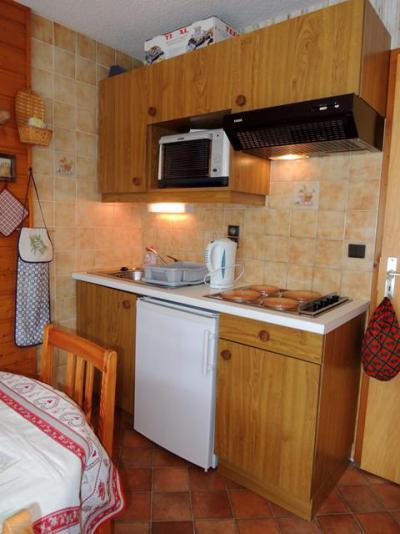 Vacances en montagne Appartement 2 pièces coin montagne 4 personnes (19) - Résidence le Mermy - Châtel - Cuisine