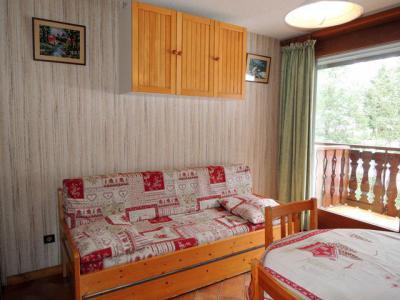 Vacances en montagne Appartement 2 pièces coin montagne 4 personnes (19) - Résidence le Mermy - Châtel - Séjour