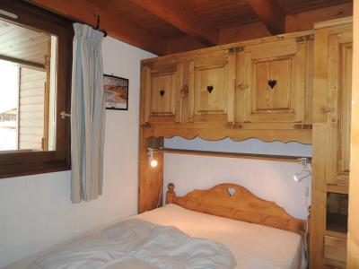 Vacances en montagne Appartement duplex 3 pièces coin montagne 8 personnes (A23) - Résidence le Mermy - Châtel - Chambre