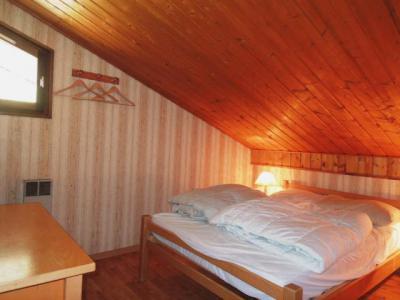 Vacances en montagne Appartement duplex 3 pièces coin montagne 8 personnes (A23) - Résidence le Mermy - Châtel - Chambre mansardée