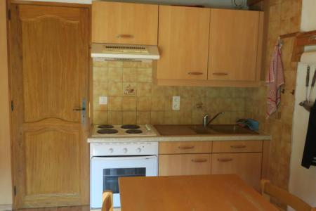 Vacances en montagne Appartement duplex 3 pièces coin montagne 8 personnes (A23) - Résidence le Mermy - Châtel - Cuisine