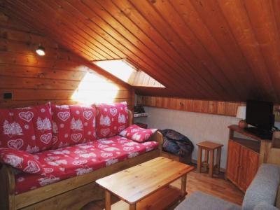 Vacances en montagne Appartement duplex 3 pièces coin montagne 8 personnes (A23) - Résidence le Mermy - Châtel - Mezzanine
