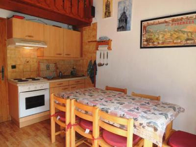 Vacances en montagne Appartement duplex 3 pièces coin montagne 8 personnes (A23) - Résidence le Mermy - Châtel - Séjour