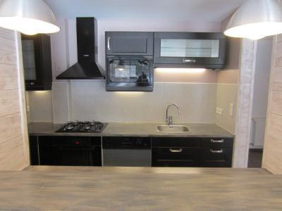Wakacje w górach Apartament 4 pokojowy 8 osób (26) - Résidence le Miraval - Pra Loup - Aneks kuchenny