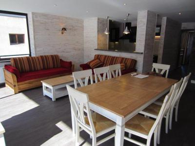 Wakacje w górach Apartament 4 pokojowy 8 osób (26) - Résidence le Miraval - Pra Loup - Pokój gościnny