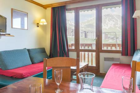 Holiday in mountain resort 2 room apartment 5 people (406) - Résidence le Mont Soleil A - La Plagne