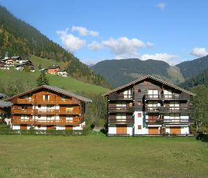 Location au ski Appartement 2 pièces 4 personnes (59) - Residence Le Montagnard - Arêches - Extérieur été