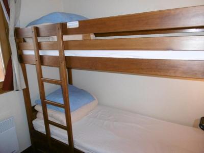 Vacances en montagne Appartement 3 pièces 7 personnes (101) - Résidence le Montsoleil - La Plagne - Lits superposés