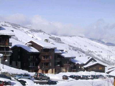 Vacances en montagne Résidence le Morel - Valmorel