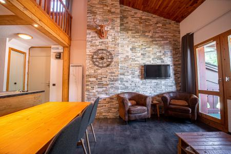 Vacances en montagne Appartement 3 pièces 6 personnes (040) - Résidence le Morel - Valmorel