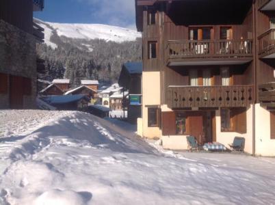 Vacances en montagne Appartement 2 pièces 4 personnes (029) - Résidence le Morel - Valmorel