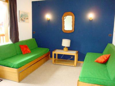Vacances en montagne Studio 4 personnes (011) - Résidence le Morel - Valmorel - Logement