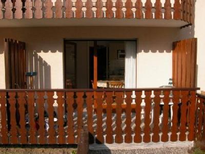 Location Châtel : Residence Le Mouflon - Les Jonquilles hiver