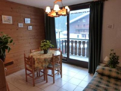 Vacances en montagne Appartement 2 pièces 4 personnes (156) - Résidence le Moulin - Châtel - Table