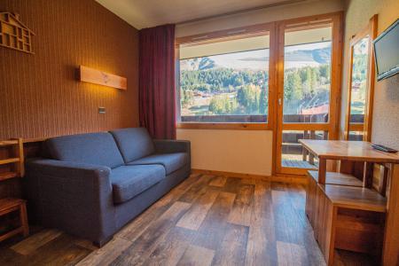 Vacances en montagne Studio 2 personnes (010) - Résidence le Mucillon - Valmorel