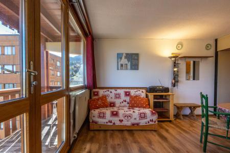 Vacances en montagne Appartement 2 pièces 4 personnes (21) - Résidence le Mustag - La Plagne - Séjour