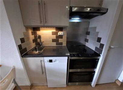 Vacances en montagne Appartement 2 pièces 4 personnes (311) - Résidence le Nécou - Les Menuires