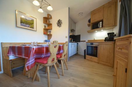 Vacances en montagne Appartement 2 pièces cabine 5 personnes (616) - Résidence le Nécou - Les Menuires