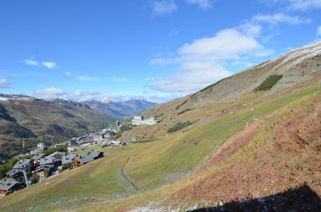 Vacances en montagne Studio coin montagne 3 personnes (701) - Résidence le Nécou - Les Menuires