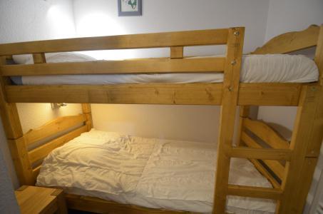 Vacances en montagne Appartement 2 pièces cabine 5 personnes (616) - Résidence le Nécou - Les Menuires - Chambre