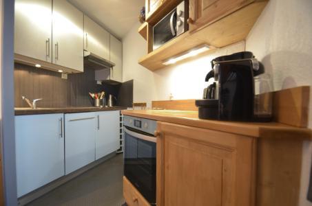 Vacances en montagne Appartement 2 pièces cabine 5 personnes (616) - Résidence le Nécou - Les Menuires - Cuisine