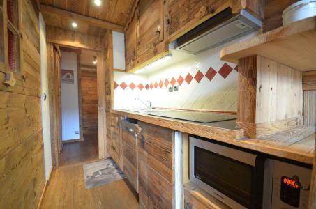Vacances en montagne Studio 4 personnes (718) - Résidence le Nécou - Les Menuires - Cuisine