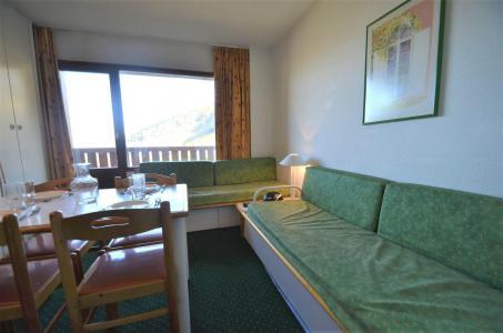 Vacances en montagne Studio coin montagne 3 personnes (503) - Résidence le Nécou - Les Menuires - Séjour