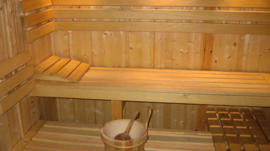 Vacances en montagne Résidence le Neiger - Saint Martin de Belleville - Sauna
