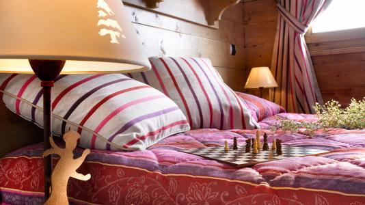 Vacances en montagne Résidence le Névada - Tignes - Chambre