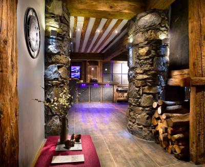 Vacances en montagne Résidence le Névada - Tignes - Relaxation