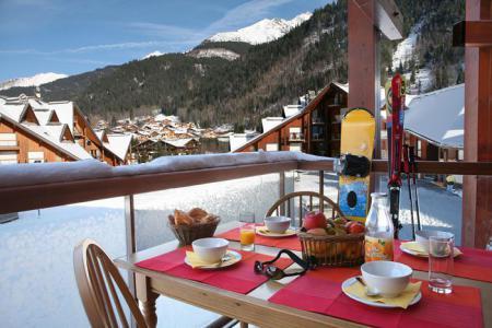 Vacances en montagne Résidence le Névez - Les Contamines-Montjoie