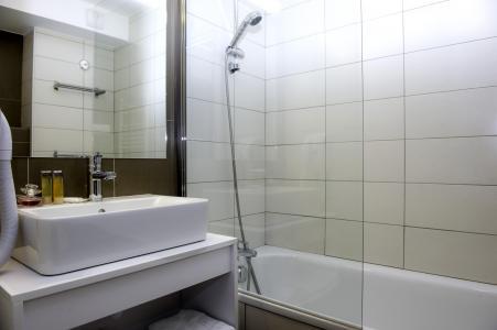 Vacances en montagne Résidence le New Chastillon - Isola 2000 - Salle de bains