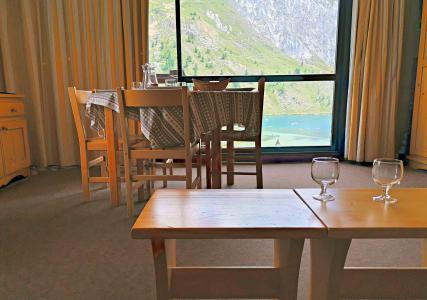 Vacances en montagne Studio coin montagne 4 personnes (708) - Résidence le Palafour - Tignes