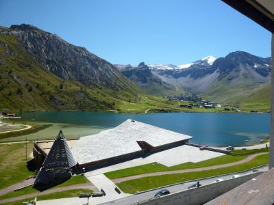 Location au ski Résidence le Palafour - Tignes - Extérieur été