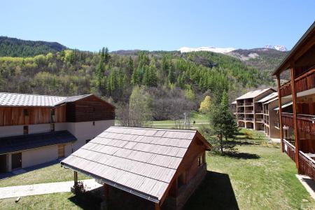 Vacances en montagne Appartement 2 pièces coin montagne 6 personnes (19) - Résidence le Palatin - Pelvoux - Extérieur été